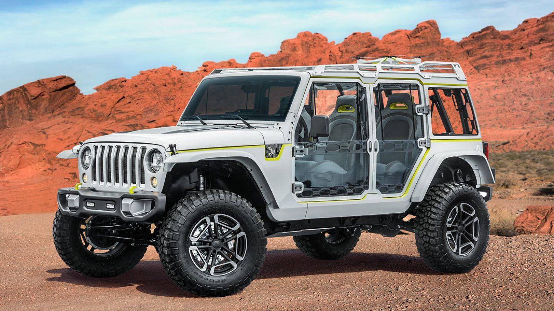 Easter Jeep Safari - Off-Road Concept Vehicles