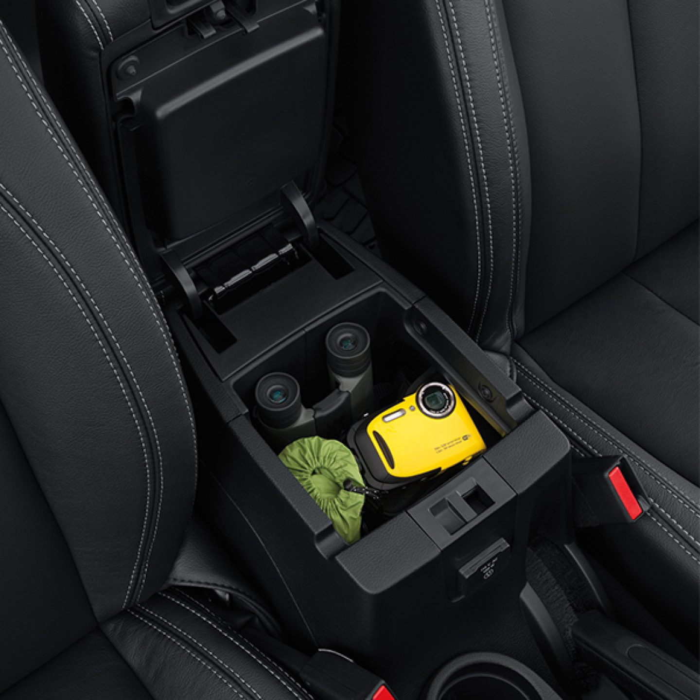 2017 Jeep Wrangler Interior Lockable Centre Console