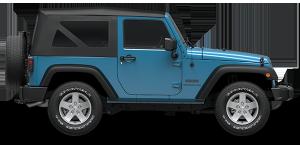 2017 Jeep Wrangler Vlp Modelizer Side Profile Sport S