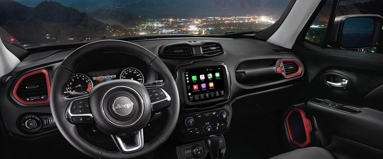 Jeep Renegade 2020 Interior