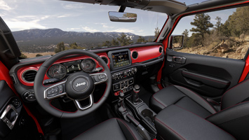 All New 2018 Jeep Wrangler State Of The Art Interior Features