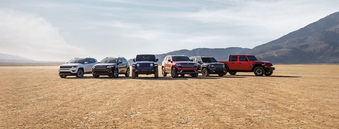 2019 Vehicle Lineup