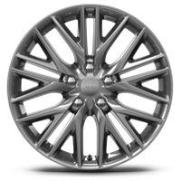 Display 20-Inch x 8.0-Inch Platinum Aluminum Wheels
