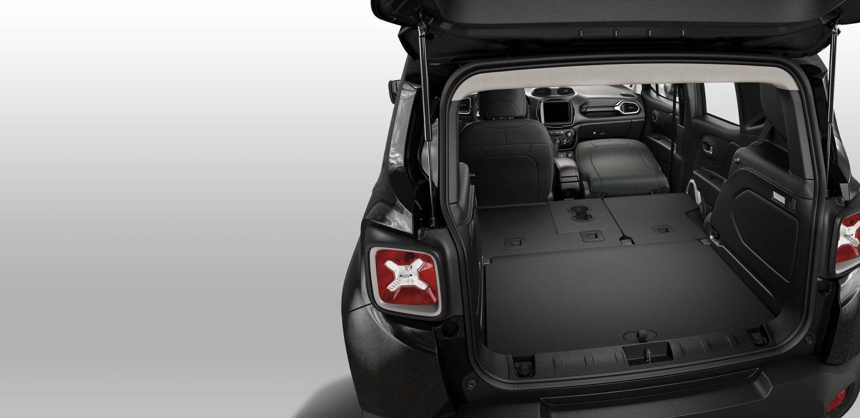 Jeep Renegade Interior >> Jeep Renegade Features Interior