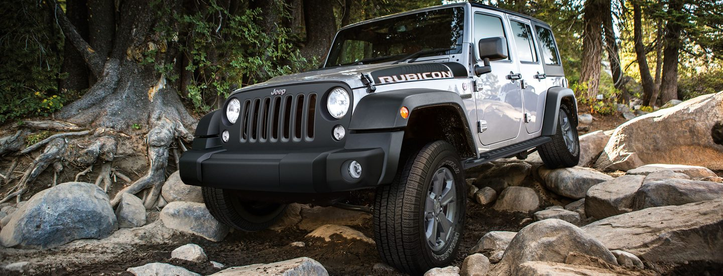 Wrangler JK Unlimited - Rubicon