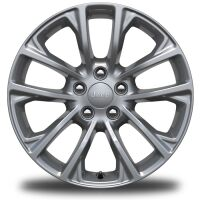 Display 17-Inch x 7-Inch Painted Aluminum Wheels